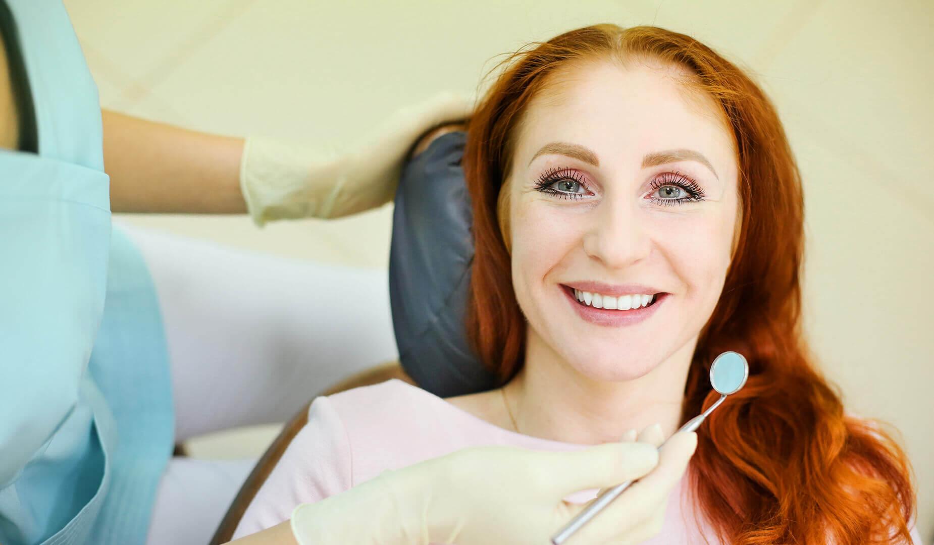 Пациентка довольна результатом лечения